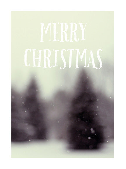 Merry Christmas #1 - Card