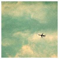 All Planes Lead to Paris - Fine Art Photograph