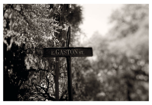 Gaston Street - Fine Art Photograph