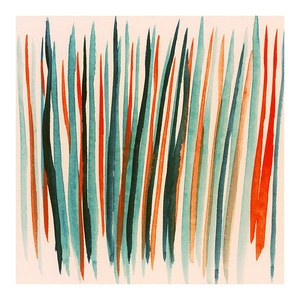Summer Stripe - Fine Art Print