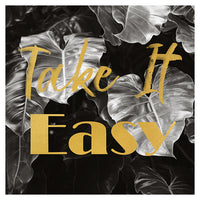 Take It Easy (Leaf) - Fine Art Photograph