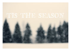 Tis The Season - Card