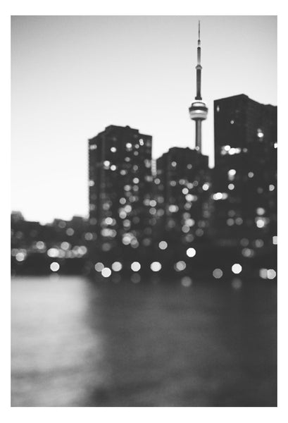 Toronto At Night - Fine Art Photograph