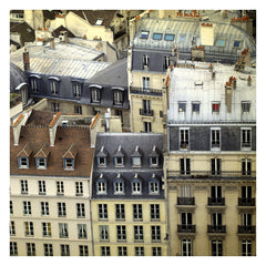 Paris Rooftop #2 - Fine Art Photograph
