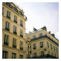 The Hotel - Fine Art Photograph