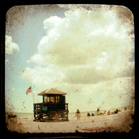 Lifeguard - Fine Art Photograph