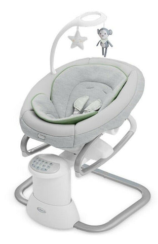 Soothe My Way Swing with Removable Rocker