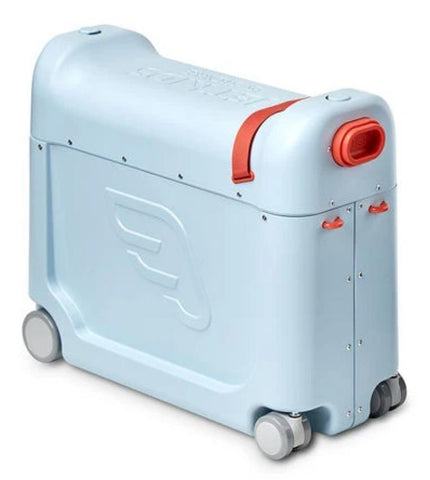 Ride-on suitcase