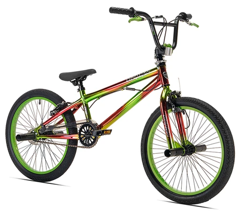Nightmare BMX Bike Green
