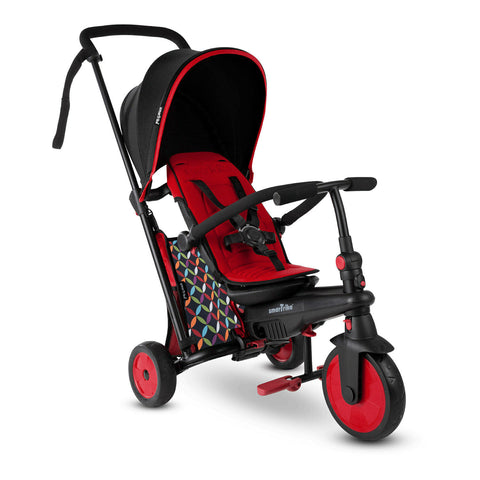 STR 3P Kids Stroller Red