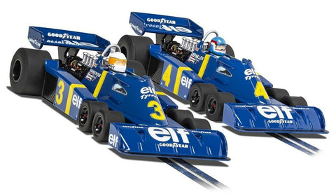 Tyrell P34 Swedish GP 1976 Twin Pack