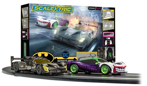 Batman vs Joker Spark Plug Set