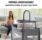 Pack 'n Play Day2Dream Travel Bassinet Playard Lo