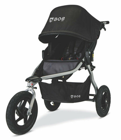 Bob Rambler Single Baby Stroller Black