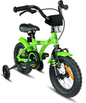 12 Inch Kids Bike Green