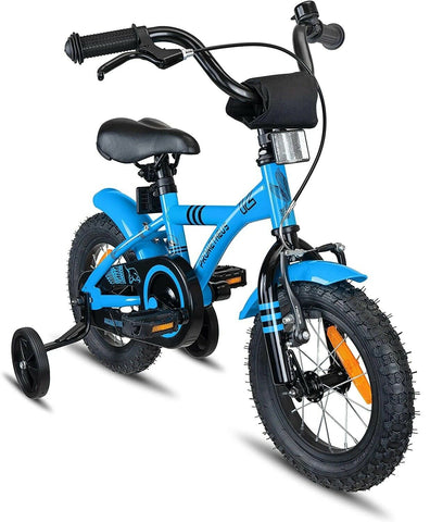 12 Inch Kids Bike Blue