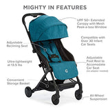 Contours Bitsy Ultra-Lightweight Compact Fold Baby Travel Stroller