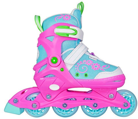 Sherbet Adjustable Inline Skates