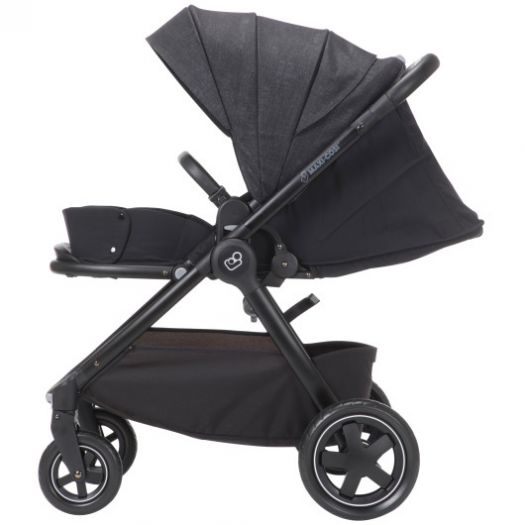 Maxi-Cosi Adorra 5-in-1 Modular Travel System Nomad Black