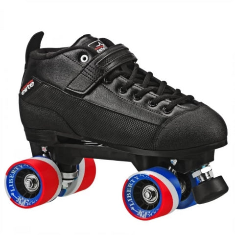 RC Sports RollerDerby Revolution Roller Skates Black