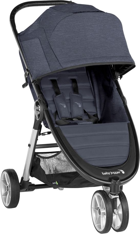 Baby Jogger City Mini 2 Compact Lightweight 3-Wheel Stroller