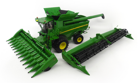 Harvester Toy