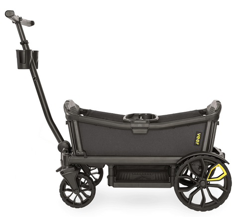 Stroller Wagon Gray/Black