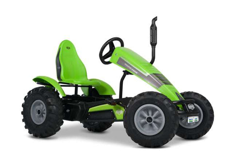 Berg Deutz Fahr BFR Traxx Kids Pedal Durable Car Go Kart 5+ Years