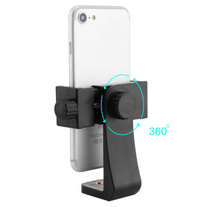 360 Degree Phone Holder Tripod Stick Cell Phone Stand Stabilizer