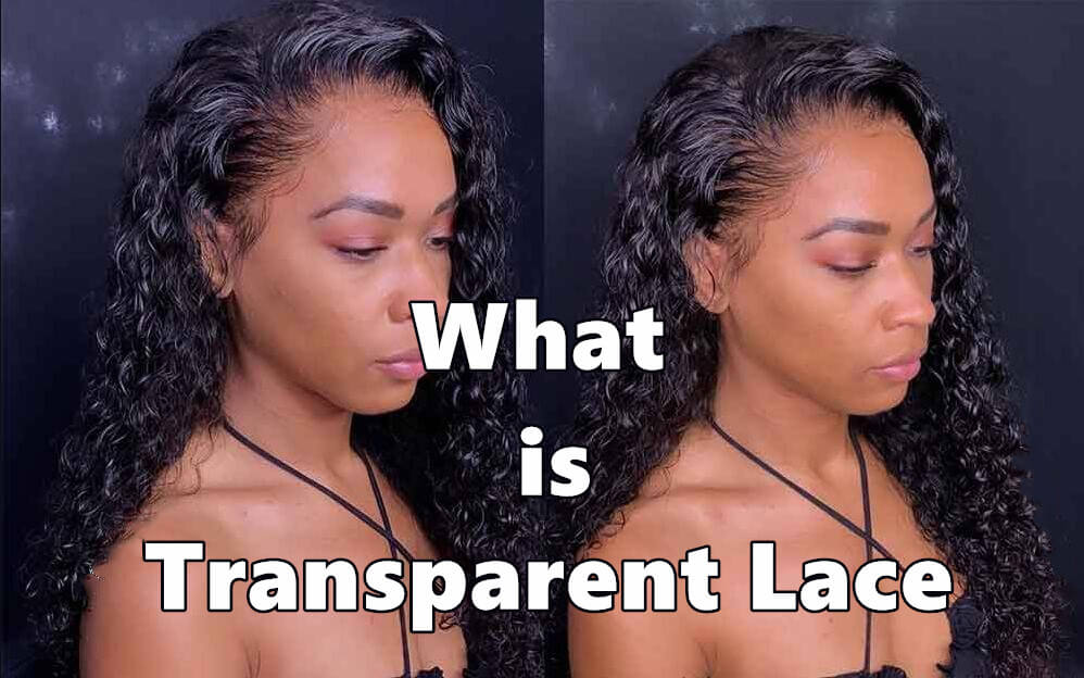 What is a transparent lace wig?