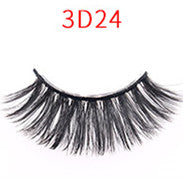 20mm long dramatic volume 3D mink lashes eyelash E-package Free Shipping
