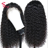 Hot Sale Curly Full Lace Wig High Density Wigs 180% 200% Shela Hair