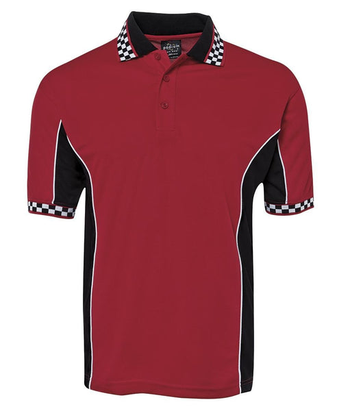 JB's Podium Moto Polo - Workwear - Shirts & Jumpers - Best Buy Trade Supplies Direct to Trade