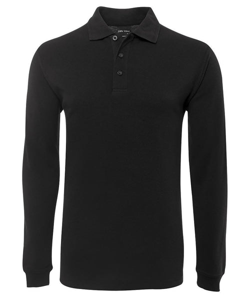 JB'S 210 Long Sleeve Polo - Workwear - Shirts & Jumpers - Best Buy Trade Supplies Direct to Trade