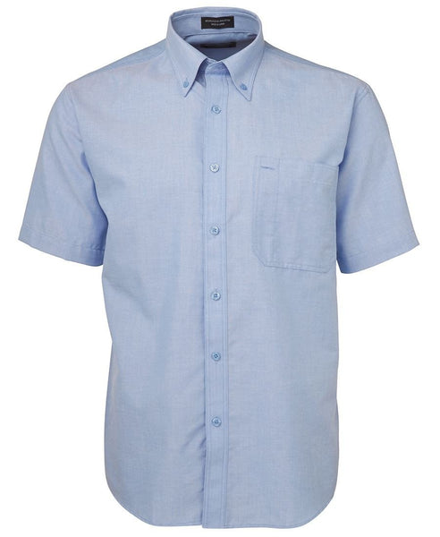 JB's Oxford Shirt Short Sleeve - Workwear - Shirts & Jumpers - Best Buy Trade Supplies Direct to Trade