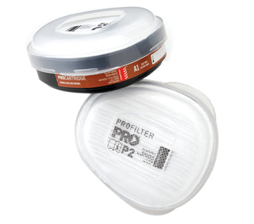 PROCHOICE P2 N95 ADDITIONAL CARTRIDGE FILTER FOR HALF MASK - Dust Masks & Coveralls - Best Buy Trade Supplies Direct to Trade