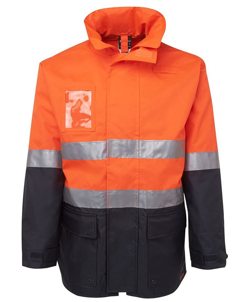 JB's Hi Vis (D+N) Long Line Jacket - Hi Vis Clothing - Best Buy Trade Supplies Direct to Trade