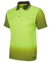 JB's Hi Vis Net Sub Polo - Hi Vis Clothing - Best Buy Trade Supplies Direct to Trade