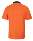 JB's Hi Vis Short Sleeve Cotton Pique Traditional Polo
