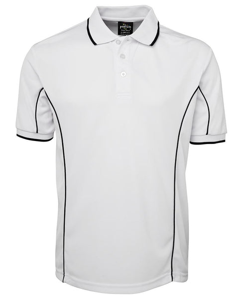 JB's Podium Piping Short Sleeve Polo - Workwear - Shirts & Jumpers - Best Buy Trade Supplies Direct to Trade