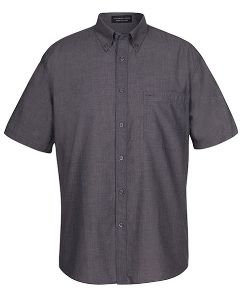 JB's Fine Chambray Shirt Short Sleeve - Workwear - Shirts & Jumpers - Best Buy Trade Supplies Direct to Trade