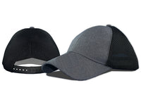 Be Seen Heather mesh cap - Headwear - Best Buy Trade Supplies Direct to Trade
