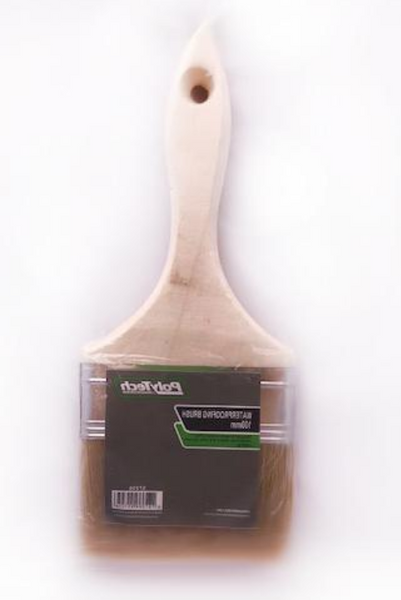 Polytech Waterproof/Chip Brush (Ask Us For A Bulk Deal) - Paint Accessories - Best Buy Trade Supplies Direct to Trade