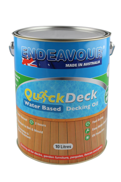 Endeavour Quick Deck Oil 10L