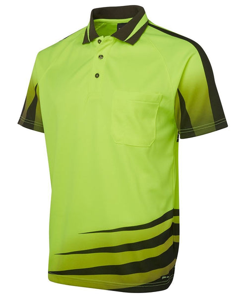JB's Hi Vis Rippa Sub Polo - Workwear - Shirts & Jumpers - Best Buy Trade Supplies Direct to Trade