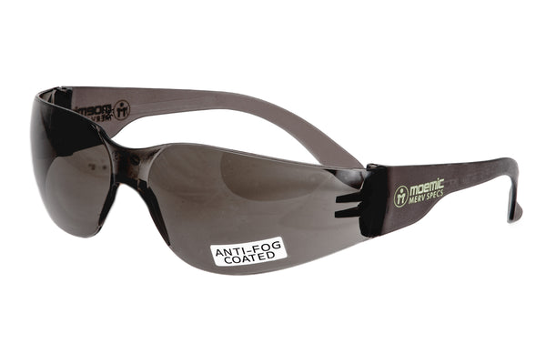 Moemic Merv Safety Glasses - Smoke Lens
