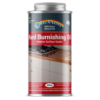 Organoil Hard Burnishing Oil