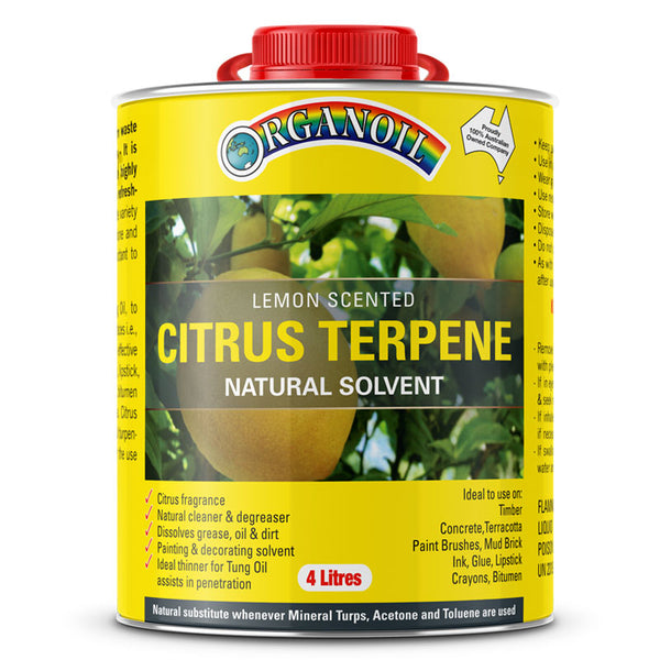 Organoil Citrus Terpene - Organoil Products - Best Buy Trade Supplies Direct to Trade
