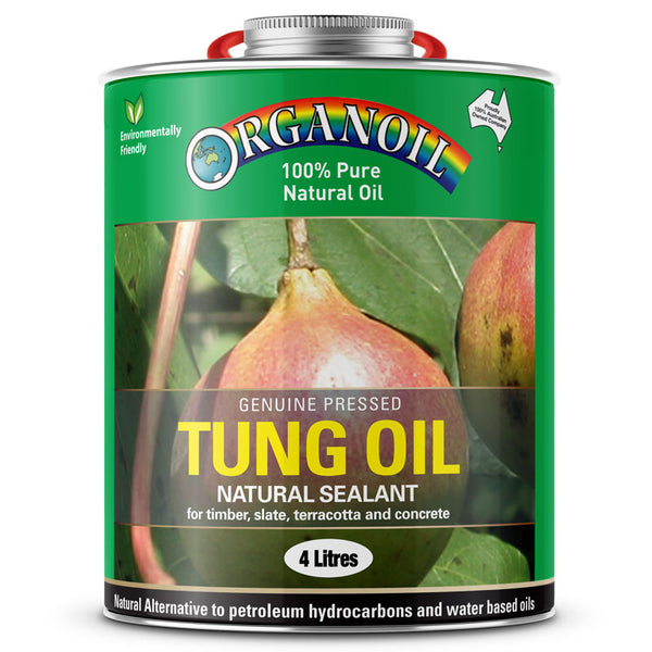 Organoil Tung Oil - Organoil Products - Best Buy Trade Supplies Direct to Trade