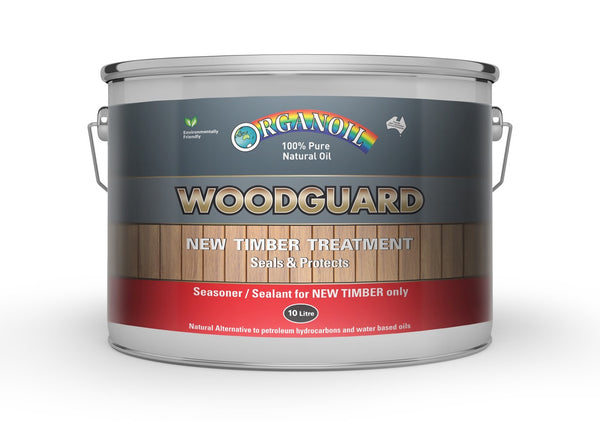 Organoil Woodguard - Organoil Products - Best Buy Trade Supplies Direct to Trade